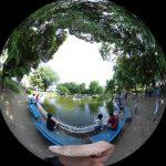 府中郷土の森でゴーカートや釣り池、じゃぶじゃぶ池を満喫!360度写真レポート