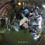 鎌倉「銭洗弁天」を360度写真でバーチャル観光!お金が増えるパワースポット