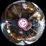 吉祥寺ハモニカ横丁を360度写真付きでレポート