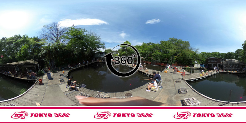 和田堀公園(武蔵野園)_360度写真07