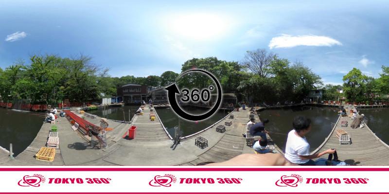 和田堀公園(武蔵野園)_360度写真11
