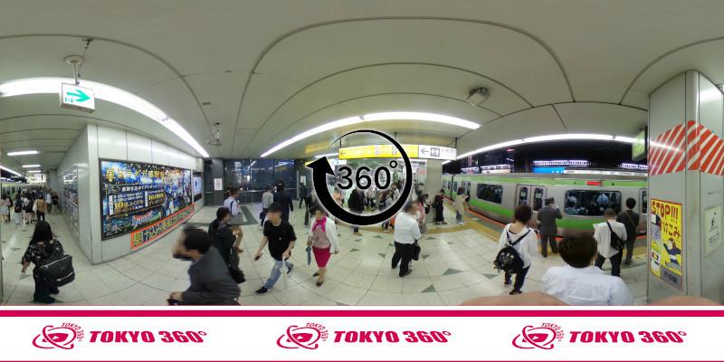 渋谷ハチ公前_360度写真07