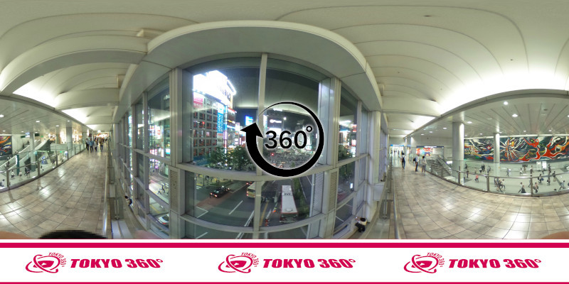 明日の神話-360度写真13