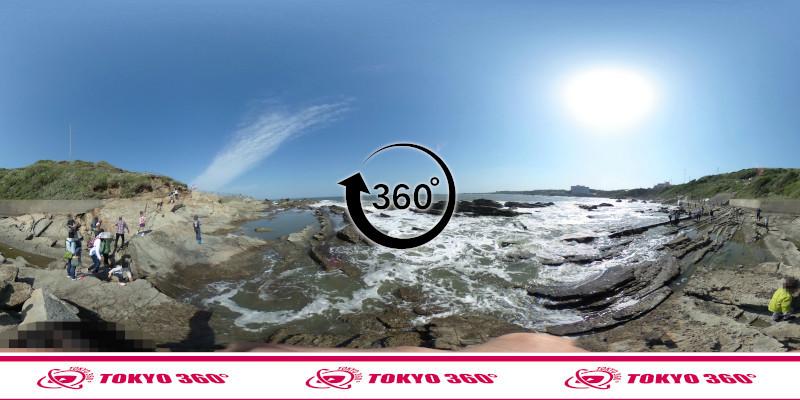 犬吠埼マリンパーク-360度写真12