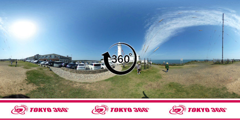 犬吠埼マリンパーク-360度写真13