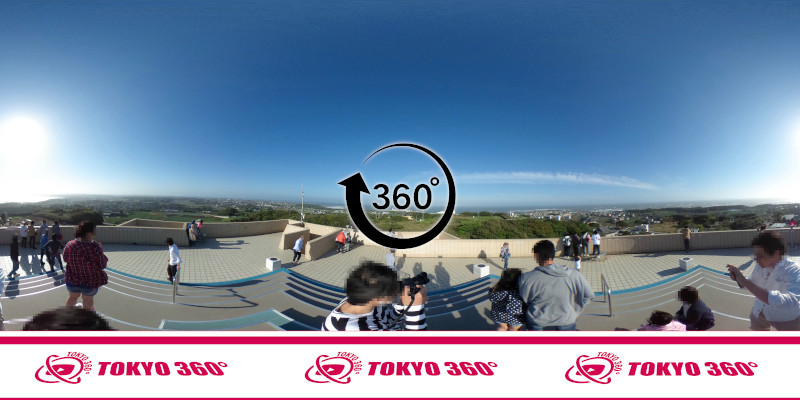 犬吠埼マリンパーク-360度写真14