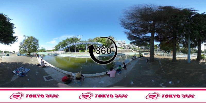 としまえんフィイッシングエリア_360度写真12