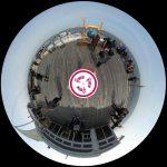 アクアラインの「海ほたる」をバーチャル観光!360度写真レポート