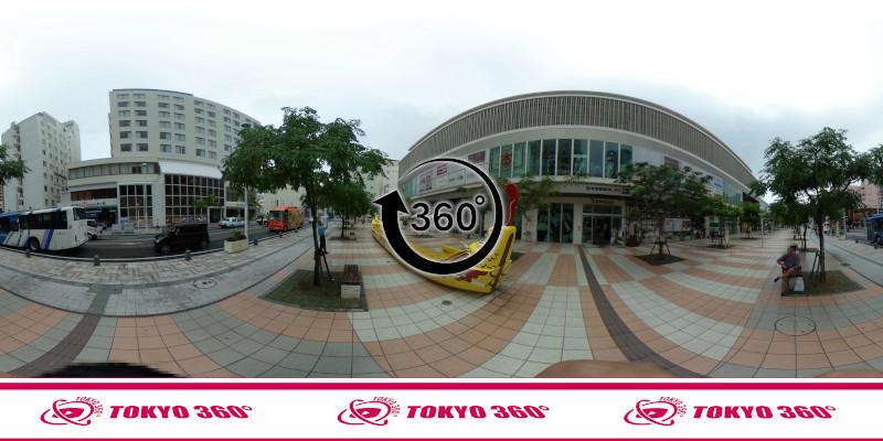 国際通り-360度写真03