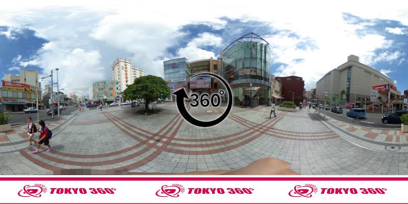 国際通り-360度写真05