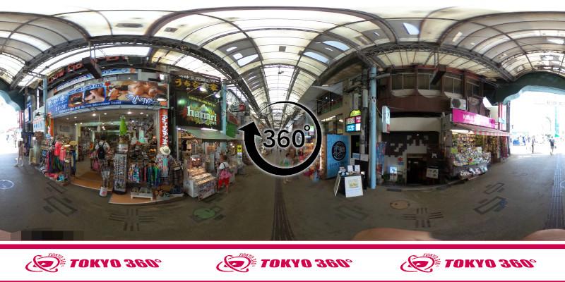 国際通り-360度写真07