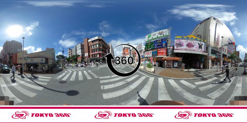 国際通り-360度写真08