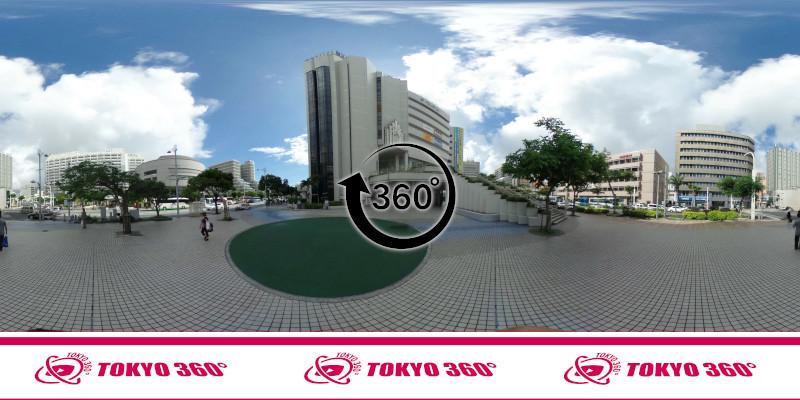 国際通り-360度写真14