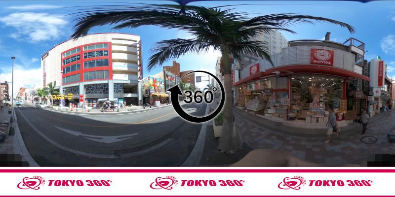 国際通り-360度写真16