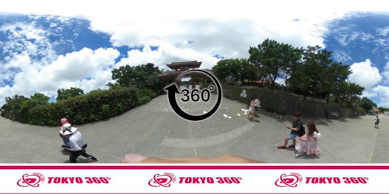 守礼門-360度写真03