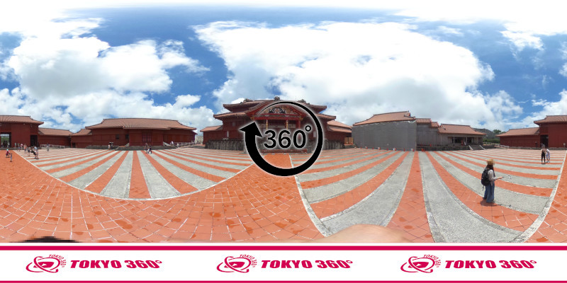 守礼門-360度写真05