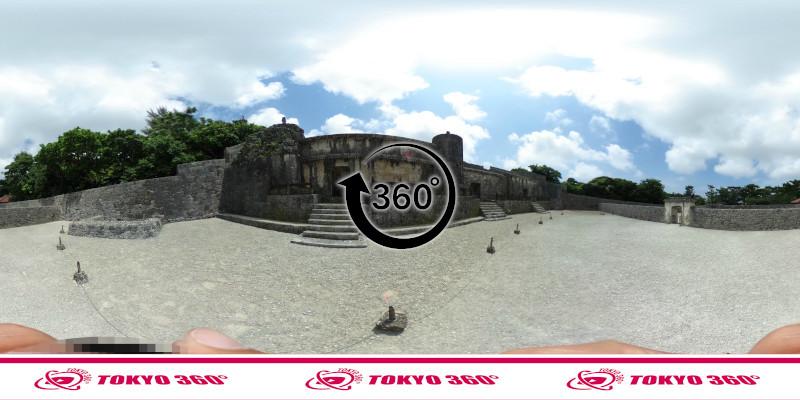 守礼門-360度写真12