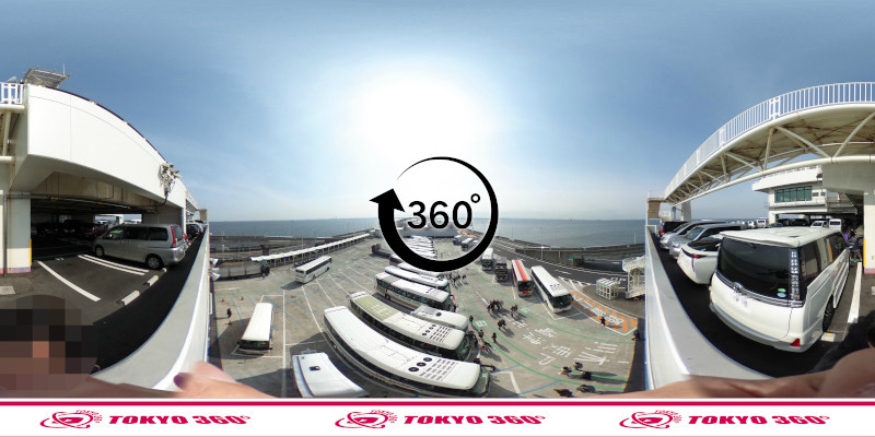海ほたる-360度写真05