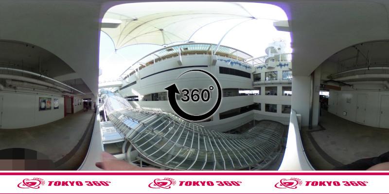 海ほたる-360度写真07