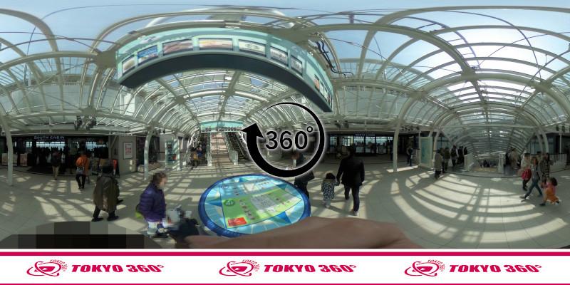 海ほたる-360度写真09