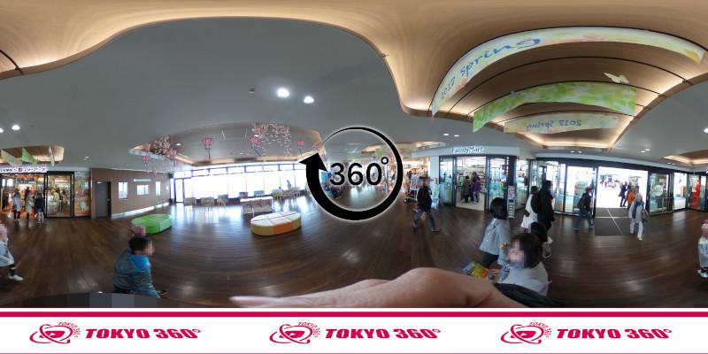 海ほたる-360度写真10