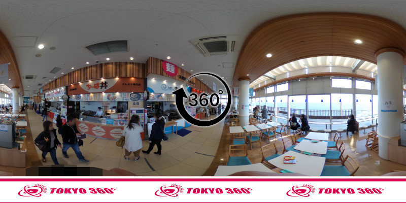 海ほたる-360度写真12