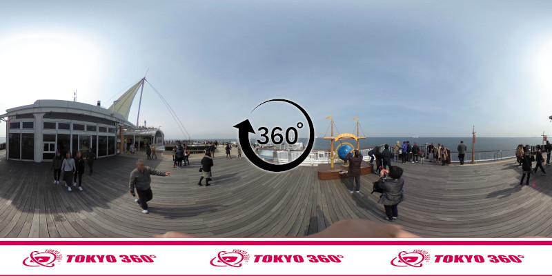 海ほたる-360度写真14
