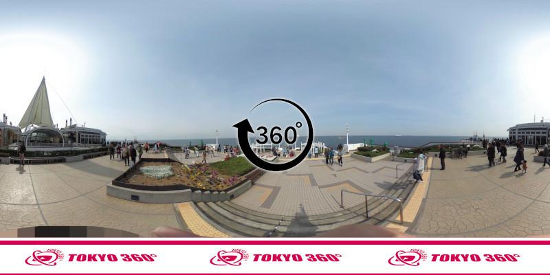 海ほたる-360度写真15