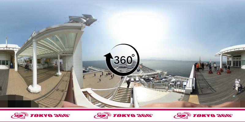 海ほたる-360度写真17