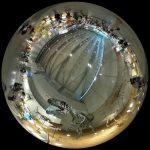 幕張メッセの「ギガ恐竜展2017」をバーチャル体験!360度写真レポート