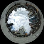 中野サンプラザが無くなる前に!360度写真でバーチャル体験。