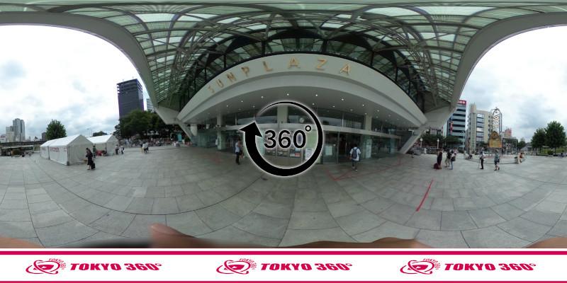 中野サンプラザ-360度写真04