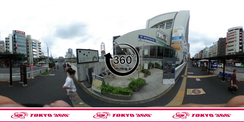 中野サンプラザ-360度写真11