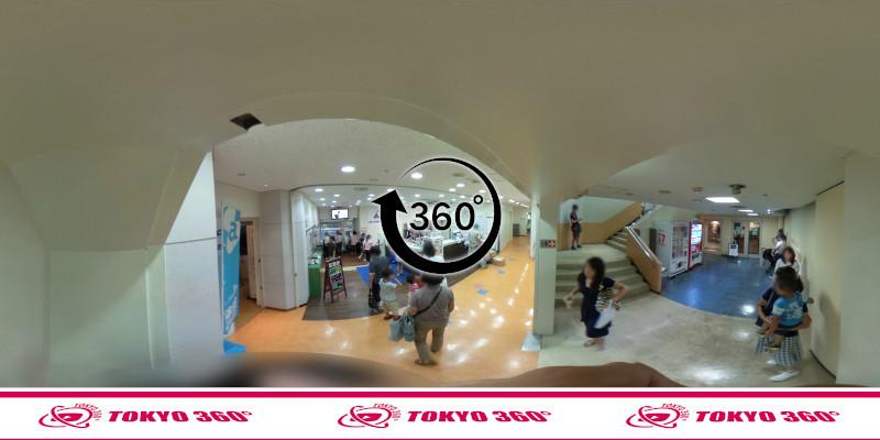 中野サンプラザ-360度写真12