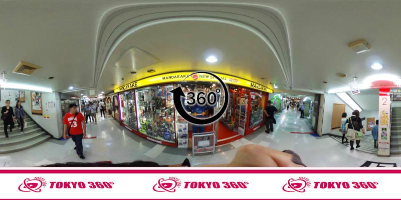 中野サンプラザ-360度写真16