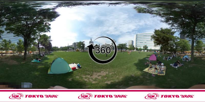 中野サンプラザ-360度写真18