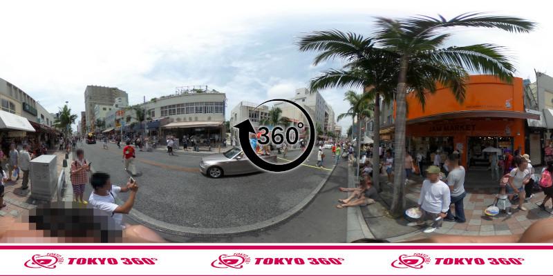 一万人エイサー-360度写真11