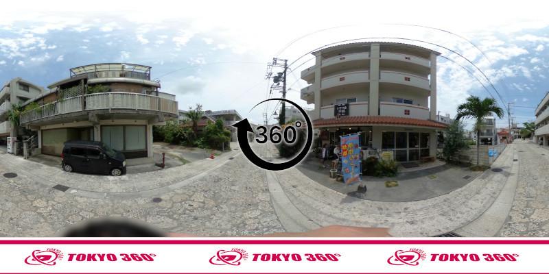 一万人エイサー-360度写真13
