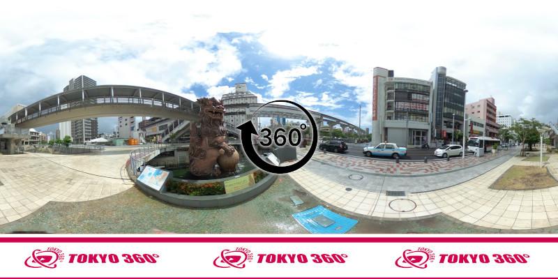一万人エイサー-360度写真16