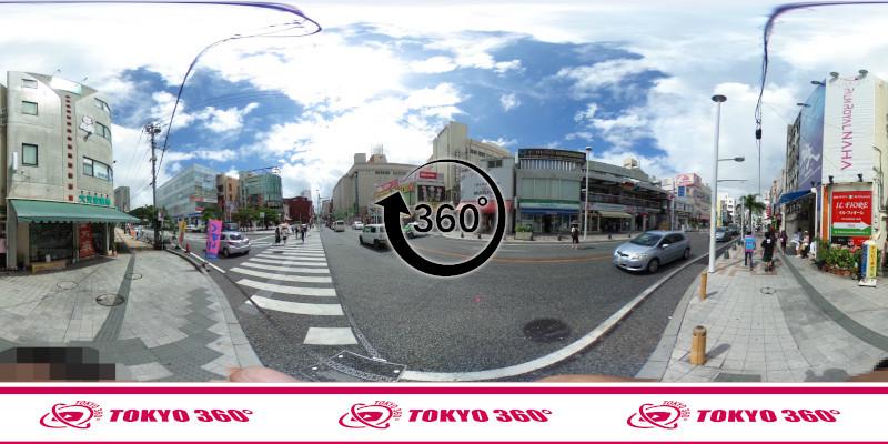 一万人エイサー-360度写真17