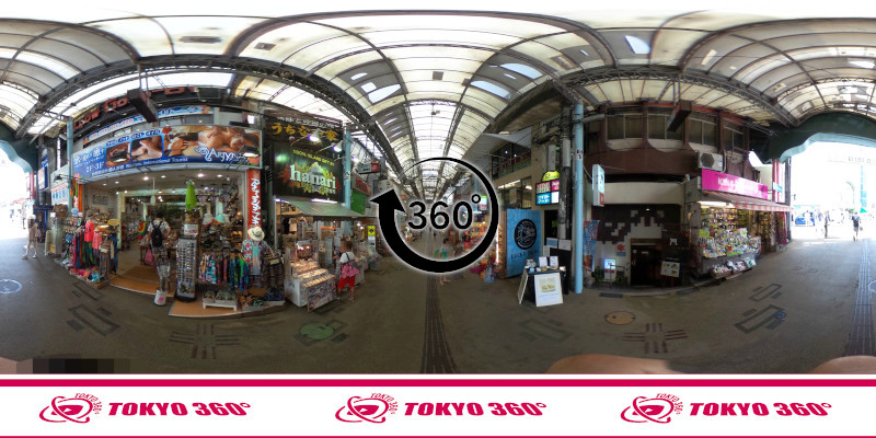 一万人エイサー-360度写真-19