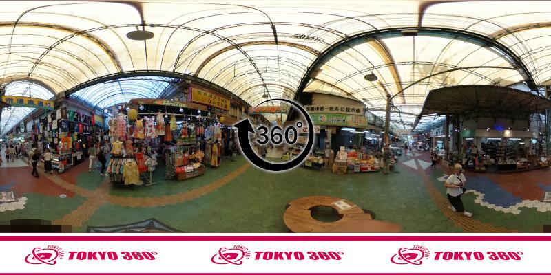 一万人エイサー-360度写真-20