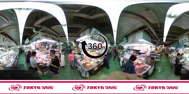 一万人エイサー-360度写真-21