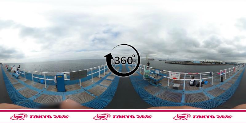 オリジナルメーカー海づり公園-360度写真09