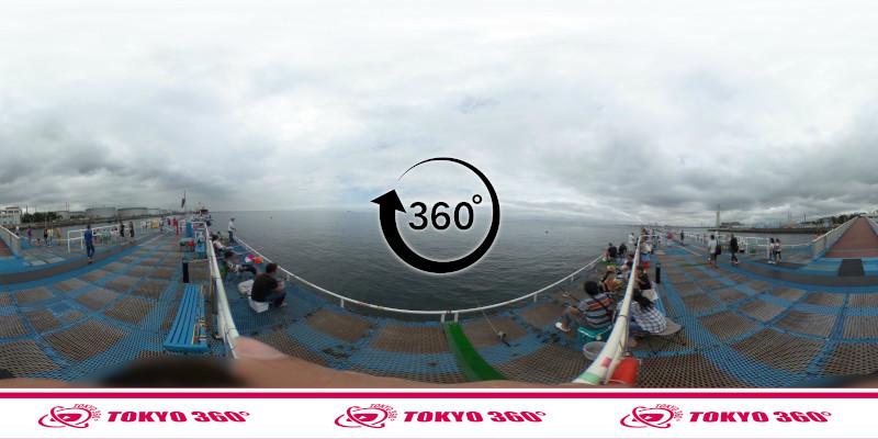 オリジナルメーカー海づり公園-360度写真10