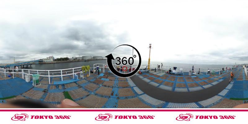 オリジナルメーカー海づり公園-360度写真12