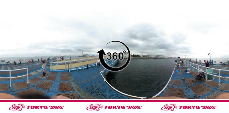 オリジナルメーカー海づり公園-360度写真13