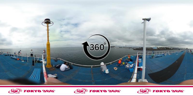 オリジナルメーカー海づり公園-360度写真14