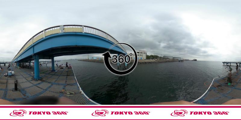 オリジナルメーカー海づり公園-360度写真15