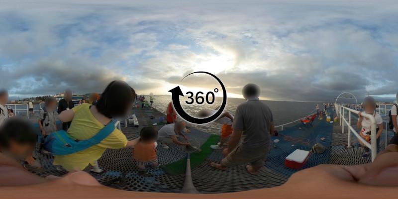 オリジナルメーカー海づり公園-360度写真19